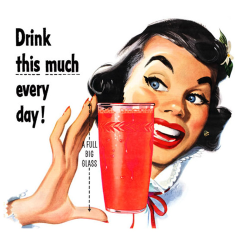 Drink this much every day!
